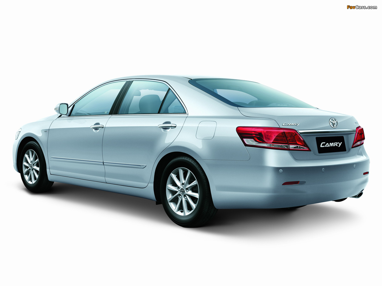 Toyota Camry TH-spec 2009–11 wallpapers (1280 x 960)