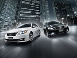 Toyota Camry (XV50) 2011 wallpapers