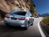 Toyota Camry CN-spec 2011 wallpapers