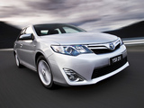 Toyota Camry Hybrid AU-spec 2011 wallpapers