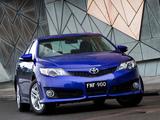 Toyota Camry Atara SX 2011 wallpapers