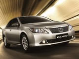 Toyota Camry TW-spec 2011 wallpapers
