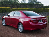 Toyota Camry Atara R Special Edition 2012 wallpapers