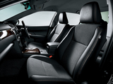 Toyota Camry G Package Premium Black 2013 wallpapers