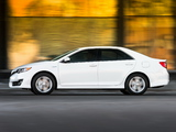 Toyota Camry Hybrid SE 2014 wallpapers