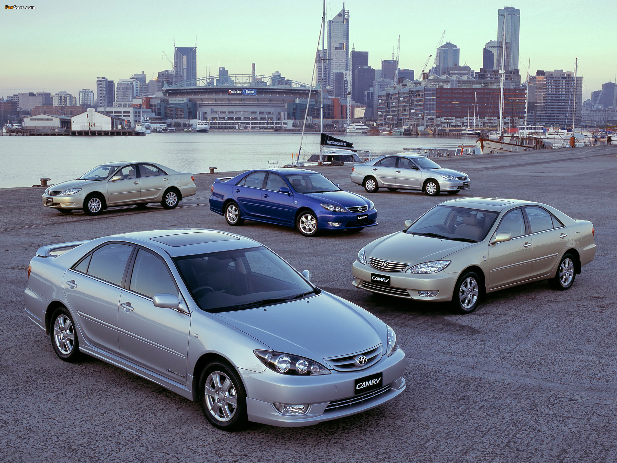 Toyota Camry wallpapers (2048 x 1536)