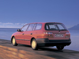Toyota Carina E Wagon 1996–97 images