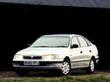 Toyota Carina E Liftback UK-spec 1996–97 photos