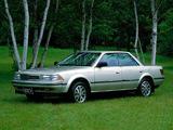 Toyota Carina ED (ST160) 1985–89 photos