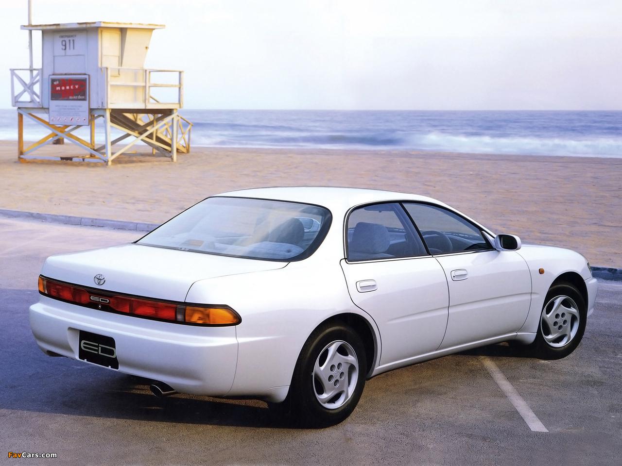 модели Toyota Карина