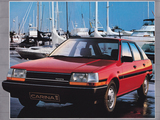 Pictures of Toyota Carina II GL Liftback (AT151) 1984–87