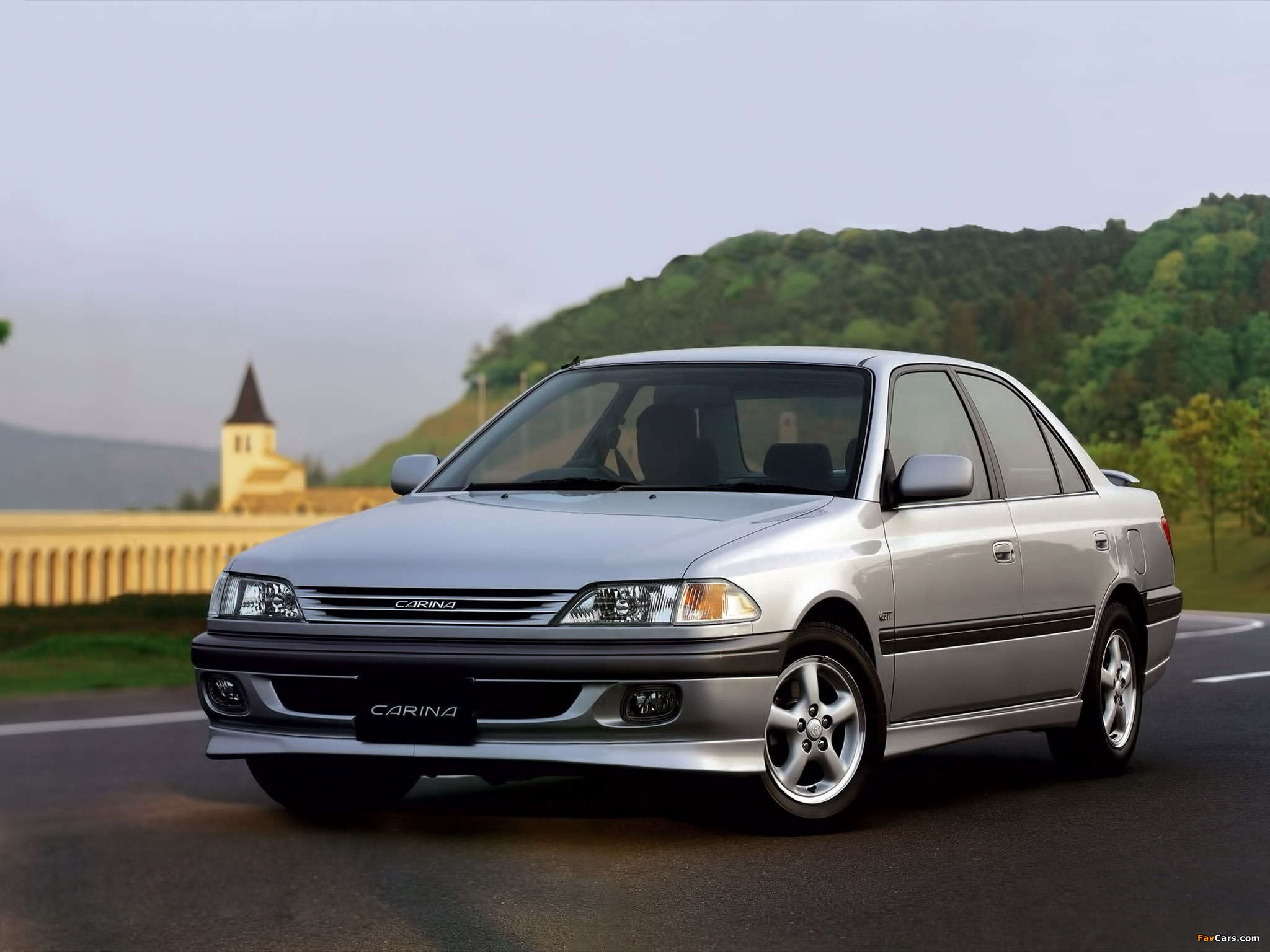 Pictures Of Toyota Carina T210 1996 98 2048x1536