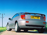 Images of Toyota Celica T Sport 2001–02