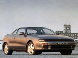 Photos of Toyota Celica GT UK-spec 1989–94