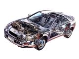 Photos of Toyota Celica GT-Four 1994–99