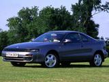 Pictures of Toyota Celica GT UK-spec 1989–94