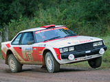 Pictures of Toyota Celica Australian Rally Championship (RA40) 2012