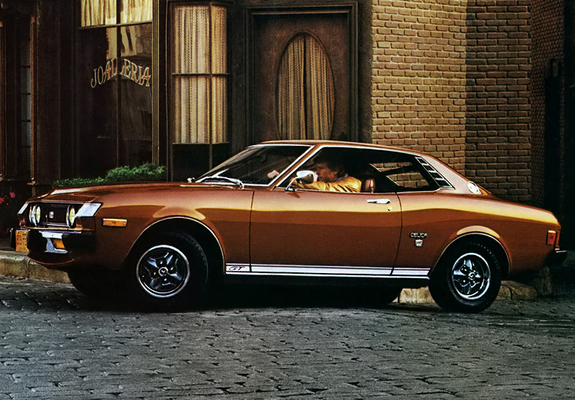 Toyota Celica Gt Coupe Us Spec Ra22 1975 Wallpapers