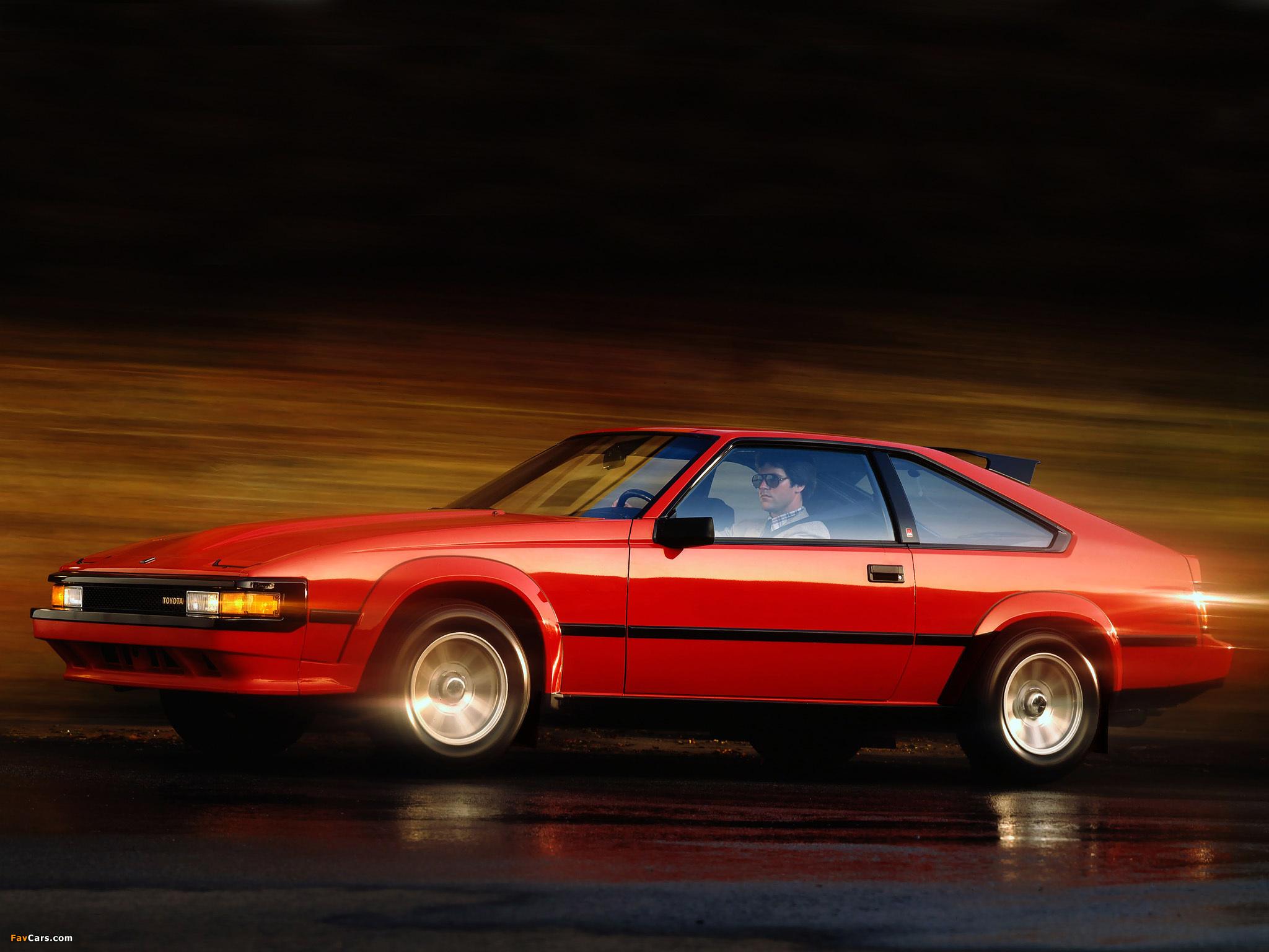Toyota Celica Supra Ma61 1984 86 Images 2048x1536