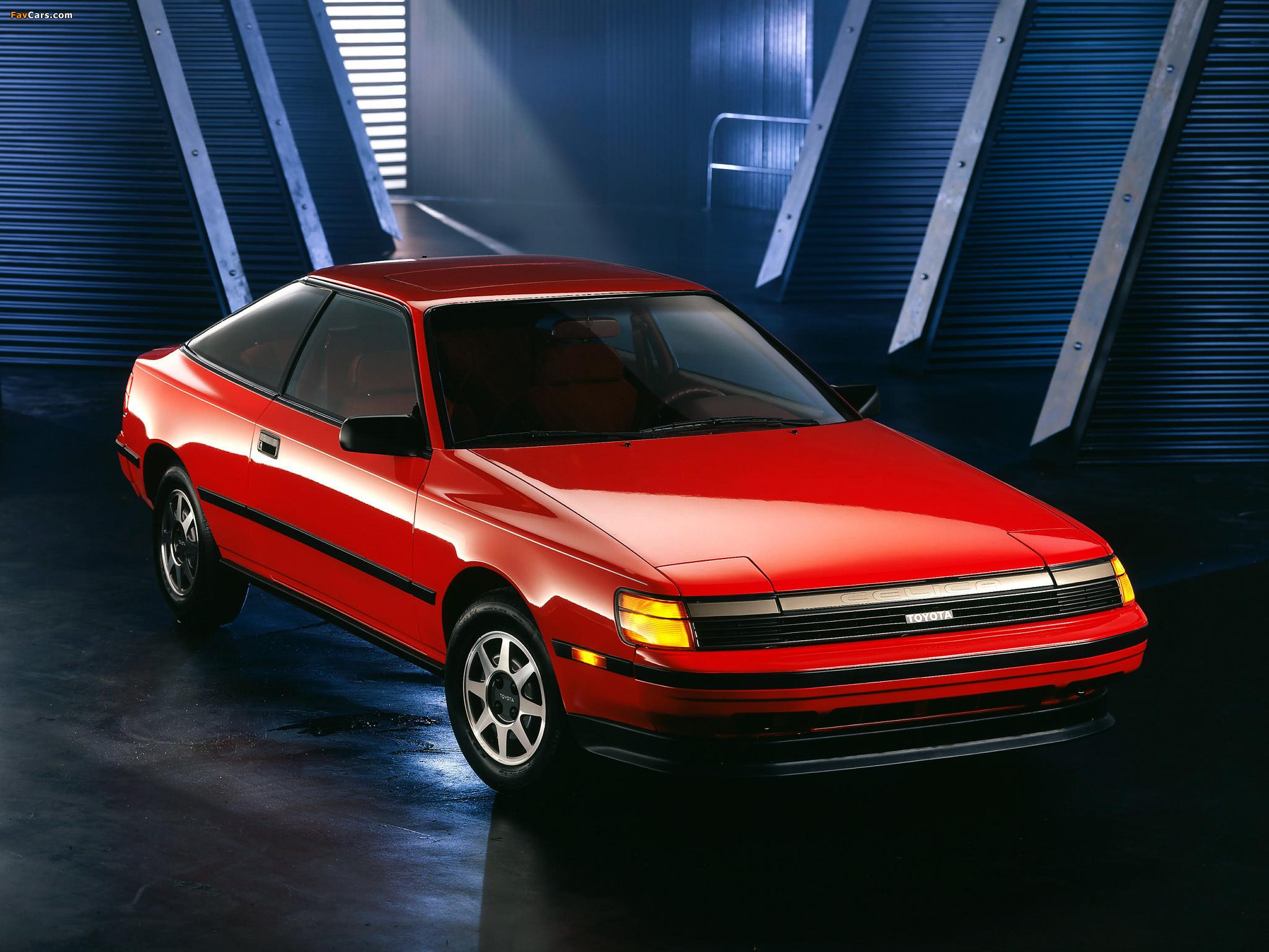 Toyota Celica 20 Gt Liftback Us Spec St162 198889 Wallpapers 1983 Gts