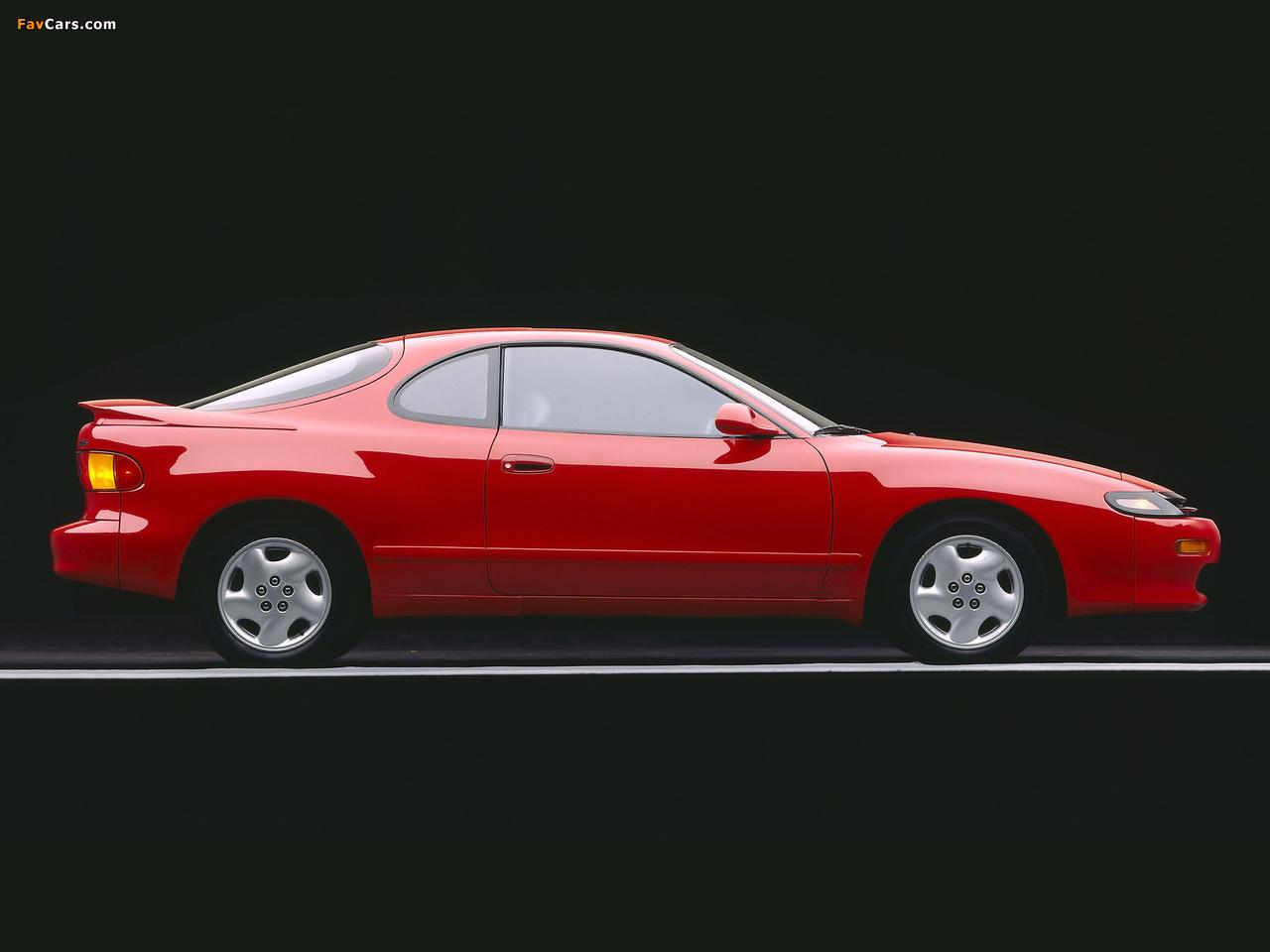 Toyota Celica характеристики #11