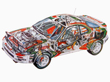 Toyota Celica Turbo 4WD Group A (ST185) 1992–94 photos