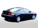 Toyota Celica JP-spec 1994–99 images