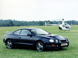 Toyota Celica GT-Four 1994–99 pictures