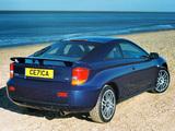 Toyota Celica Sport 1999–2002 pictures