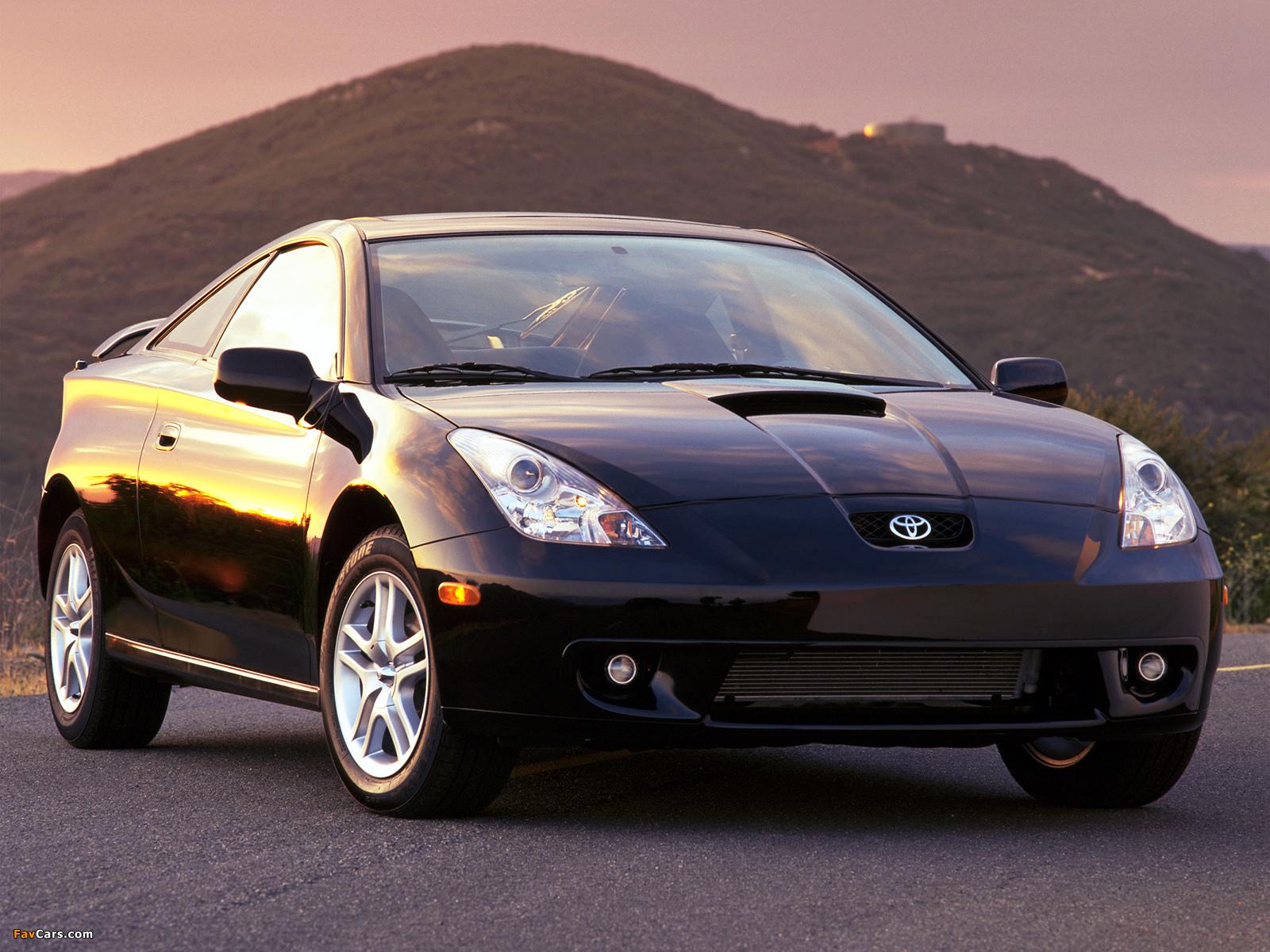 Toyota Celica Gt S Us Spec 2000 02 Images 1600x1200