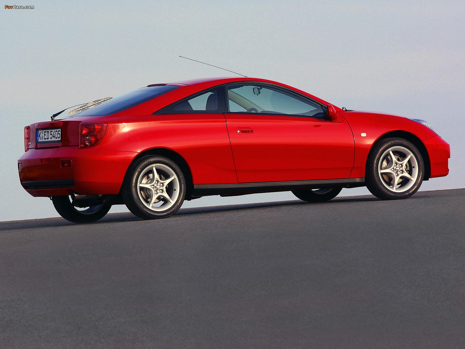 Toyota Celica: цена, технические характеристики, фото ...