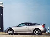 Toyota Celica T Sport 2002–06 photos