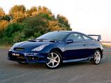 Toyota Celica Super Sports Kit AU-spec 2002 pictures
