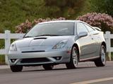 Toyota Celica GT-S US-spec 2002–06 pictures