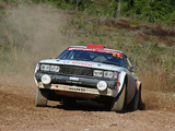 Toyota Celica Australian Rally Championship (RA40) 2012 pictures