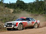 Toyota Celica Australian Rally Championship (RA40) 2012 wallpapers