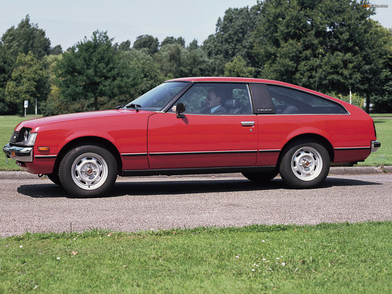 Toyota Celica Gt Liftback Eu Spec Ta40 1977 79