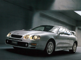 Toyota Celica GT-Four 1994–99 wallpapers