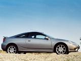 Toyota Celica T Sport 2002–06 wallpapers