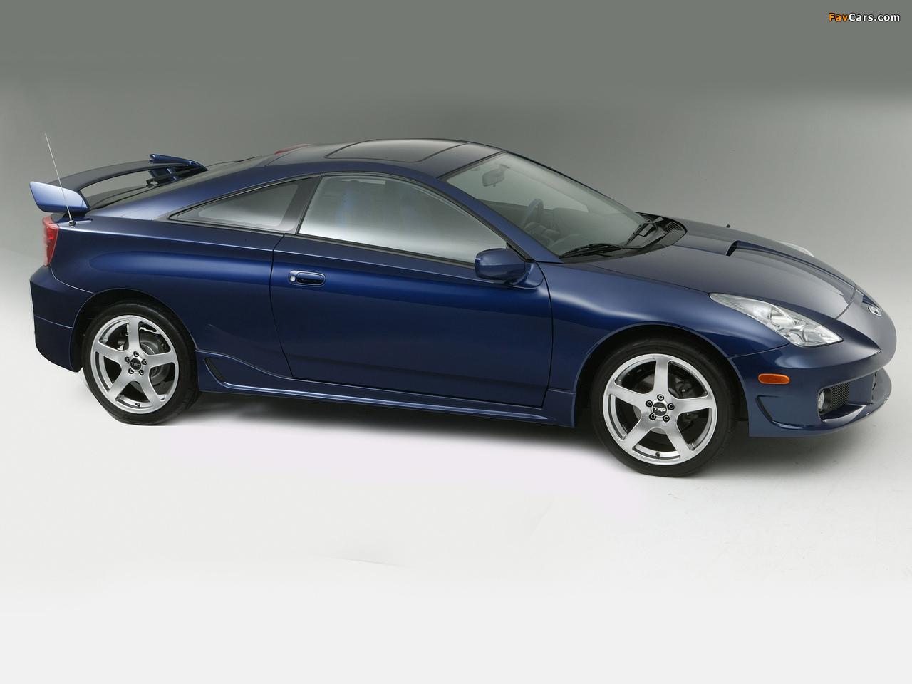 Celica Trd >> TRD Toyota Celica GT-S Tsunami 2004–06 wallpapers (1280x960)