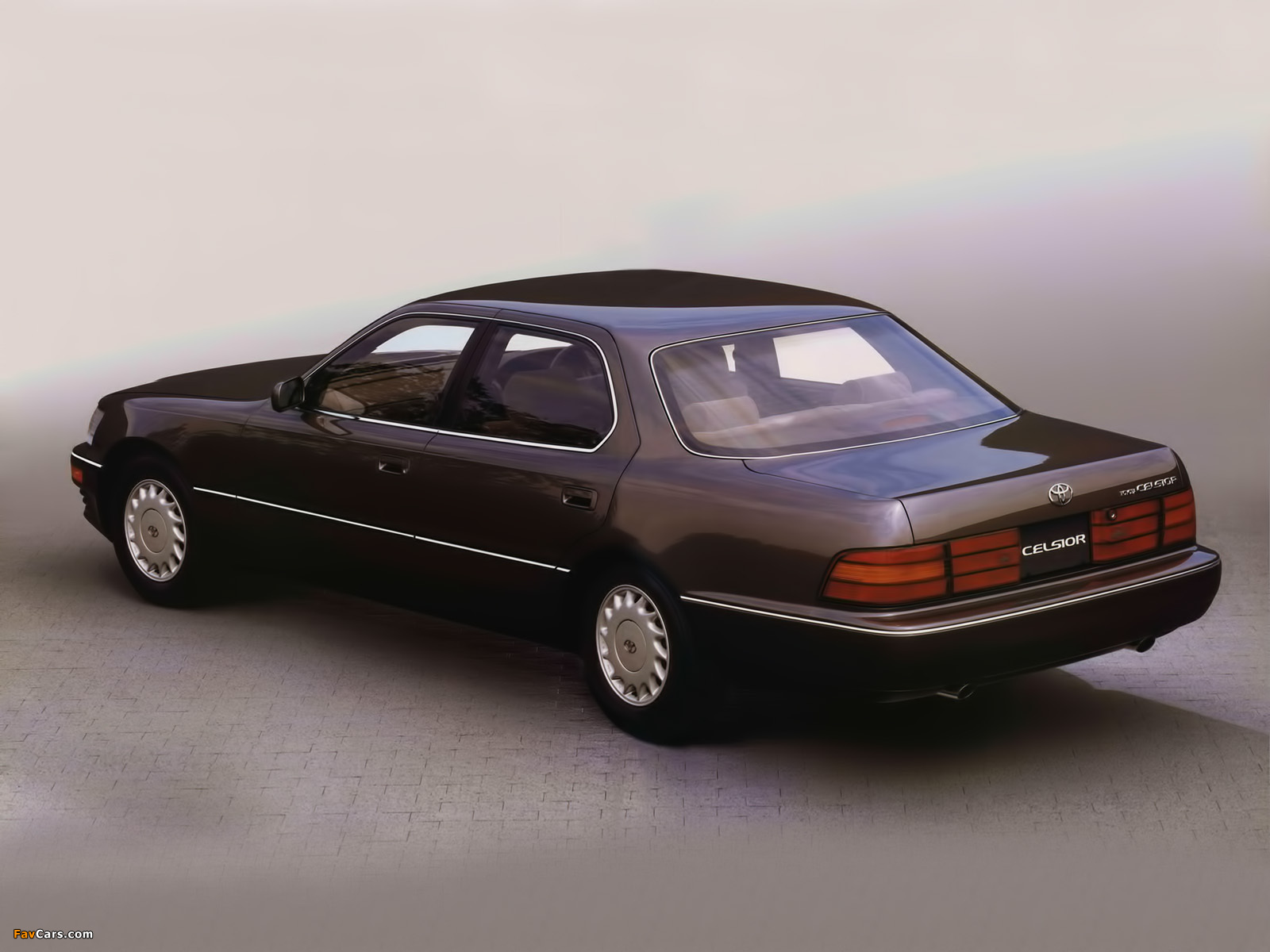 Images Of Toyota Celsior Ucf11 1989 94 1600x1200