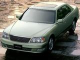 Images of Toyota Celsior (UCF20) 1997–2000
