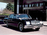 Toyota Century (VG20/30) 1967–78 photos