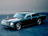 Toyota Century (VG20/30) 1967–78 pictures