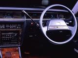 Toyota Century Limousine (VG40) 1989–97 images