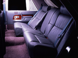 Toyota Century Type L (VG45) 1990–97 wallpapers