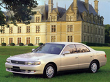 Photos of Toyota Chaser (H90) 1992–94