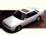 Toyota Chaser (X80) 1988 photos