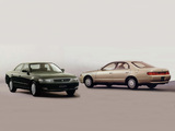 Toyota Chaser (H90) 1992–94 wallpapers