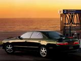Toyota Chaser Tourer V (JZX90) 1994–96 images